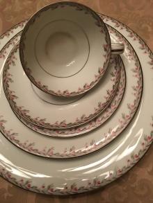 my paternal grandmother's china